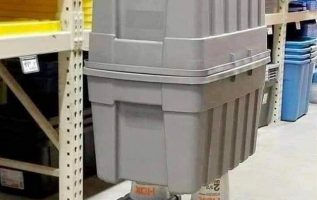 kicked out homedepot