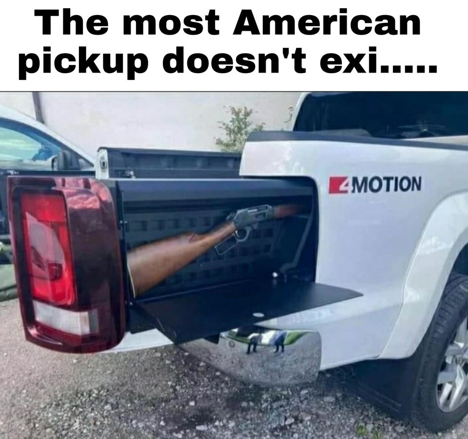 The most American pickup doesn't exi...