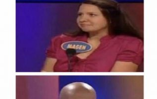 name something that can ruin a kiss
