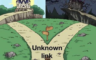 unknown link