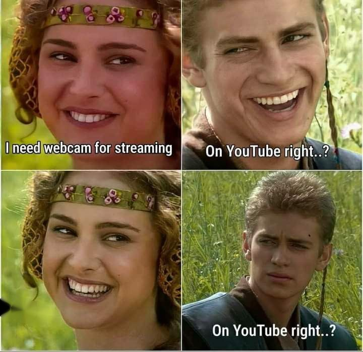On Youtube Right?